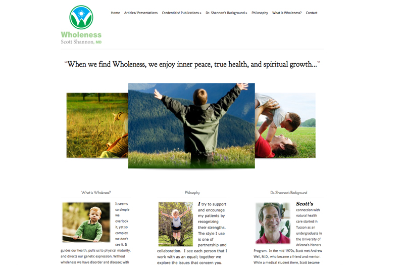 Alternative Medicine Website