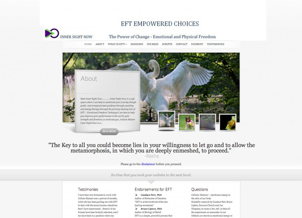 EFT Website
